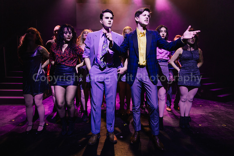 100_Bright Lights, Big City Group A @ Italia Conti by Greg Goodale