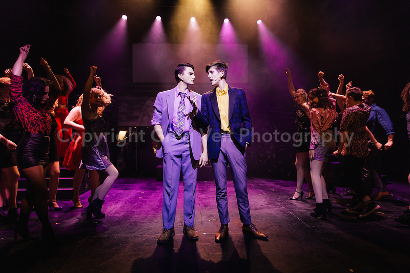 96_Bright Lights, Big City Group A @ Italia Conti by Greg Goodale