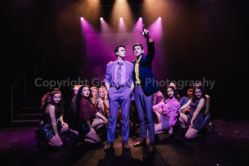 104_Bright Lights, Big City Group A @ Italia Conti by Greg Goodale