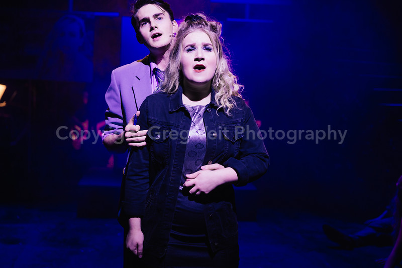 75_Bright Lights, Big City Group A @ Italia Conti by Greg Goodale