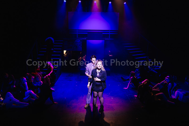 66_Bright Lights, Big City Group A @ Italia Conti by Greg Goodale