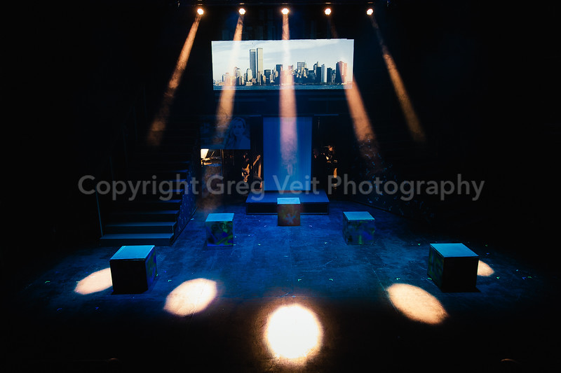4_Bright Lights, Big City Group A @ Italia Conti by Greg Goodale