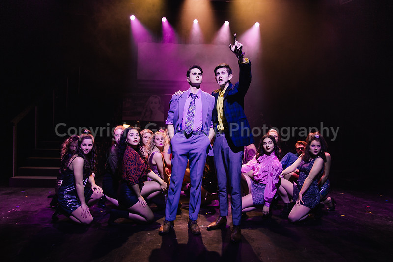 103_Bright Lights, Big City Group A @ Italia Conti by Greg Goodale