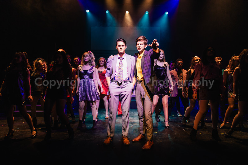109_Bright Lights, Big City Group A @ Italia Conti by Greg Goodale