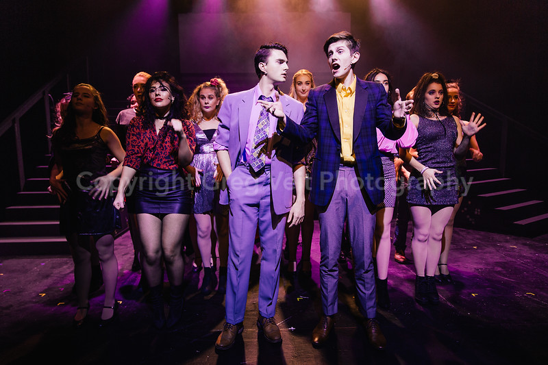 98_Bright Lights, Big City Group A @ Italia Conti by Greg Goodale