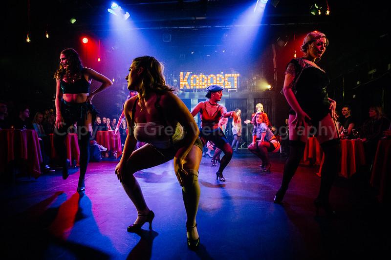 86_Cabaret @ Italia Conti, Isherwood by Greg Goodale