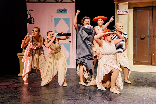 11_A Funny Thing    Group 2 @ Italia Conti by Greg Goodale