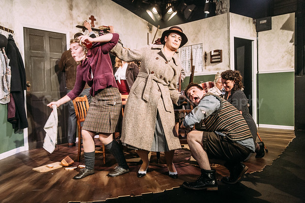 14_Men SHould Weep @ Italia Conti by Greg Goodale