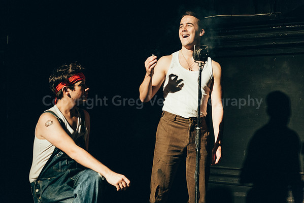33_Not About Nightingales @ Italia Conti by Greg Goodale