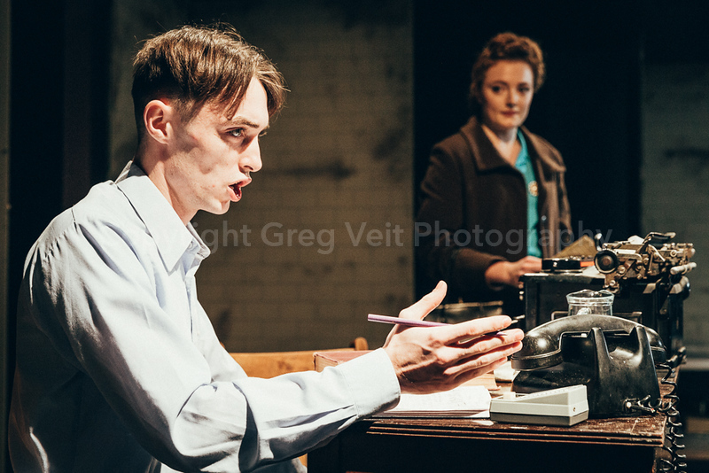 88_Not About Nightingales @ Italia Conti by Greg Goodale