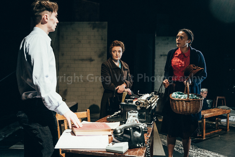 99_Not About Nightingales @ Italia Conti by Greg Goodale