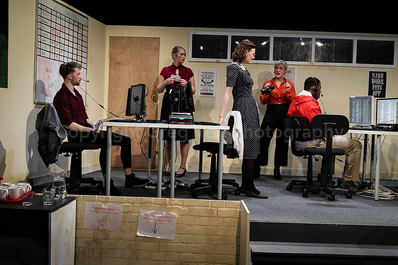 301_New Labour @ Italia Conti by Greg Goodale