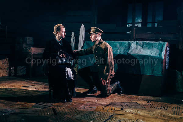 148_The Accrington Pals @ Italia Conti by Greg Goodale