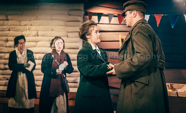 177_The Accrington Pals @ Italia Conti by Greg Goodale