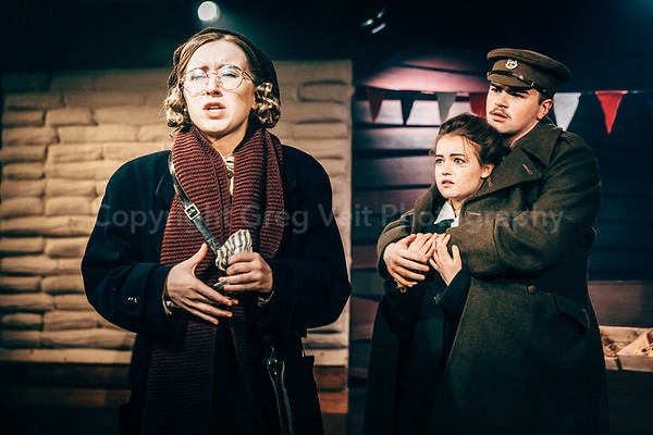 182_The Accrington Pals @ Italia Conti by Greg Goodale