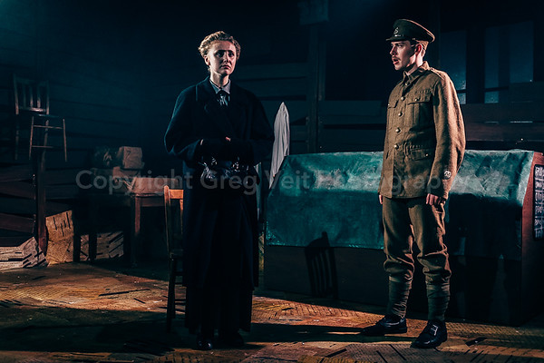 153_The Accrington Pals @ Italia Conti by Greg Goodale