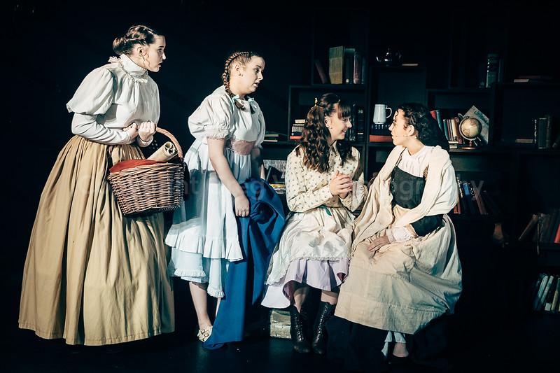 191_Little Women @ Italia Conti by Greg Goodale