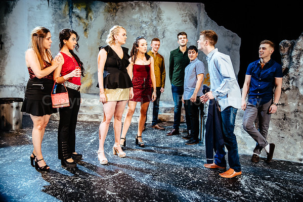 56_Days of Significance @ Italia Conti by Greg Goodale