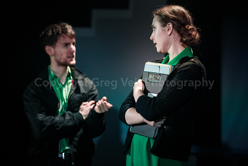 3_Love and Information @ Italia Conti by Greg Goodale