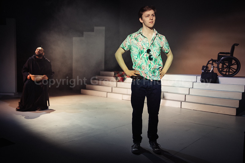9_Love and Information @ Italia Conti by Greg Goodale