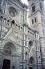 Frente y campanario de la Catedral di S.Maria del Fiore