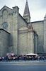 Parte trasera de la Catedral di S.Maria del Fiore