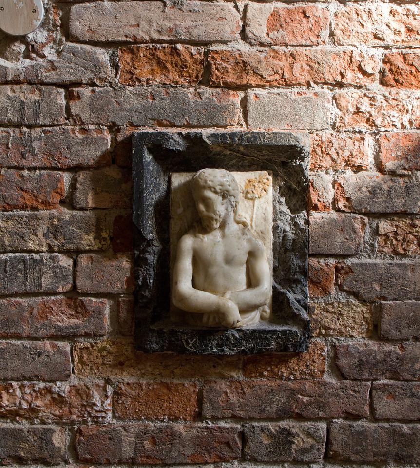 Relief ~ Santa Maria Formosa, Venice