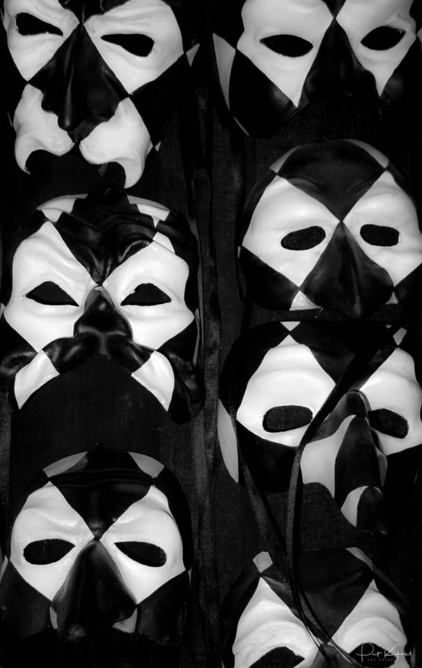 Carneval Masks – San Polo Sestiere
