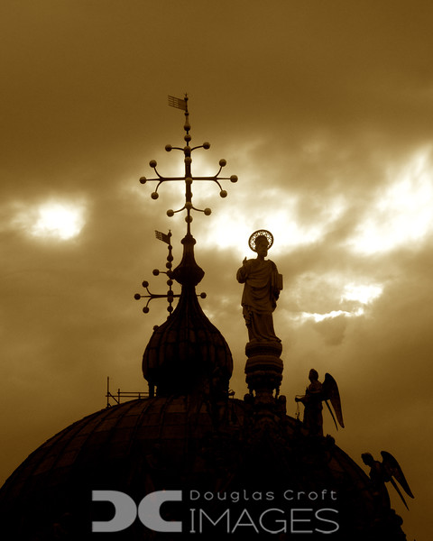 A Moody View of St Mark's Cathedral