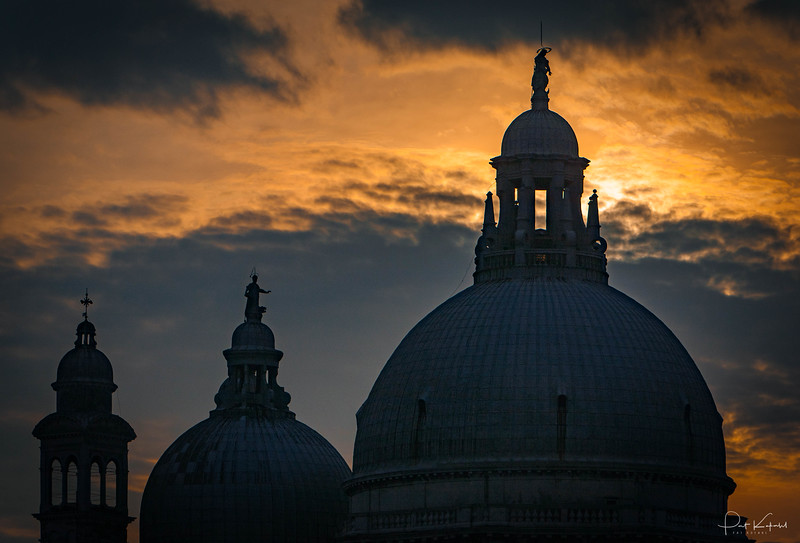 The Domes of Venice – 2006.