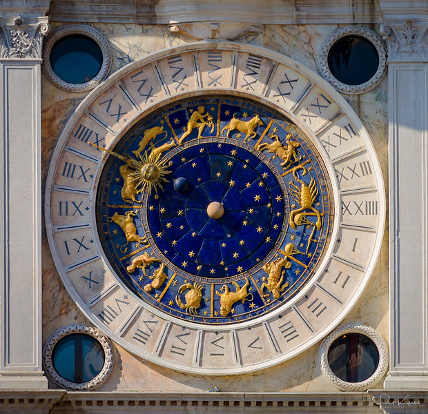 Clock Tower – Piazza San Marco