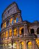 Colosseum Twilight