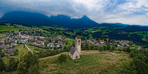 St. Peters Church, Northern Italy