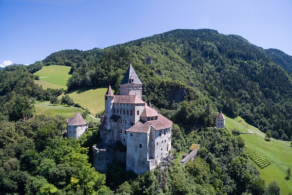 Castle Trostburg, Northern Italy