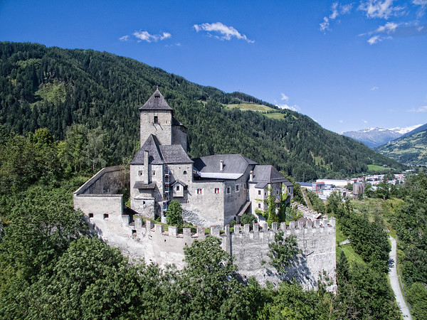 Reifenstein Castle Northern Italy