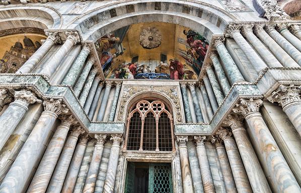 Basilica De San Marcos, Venice Italy
