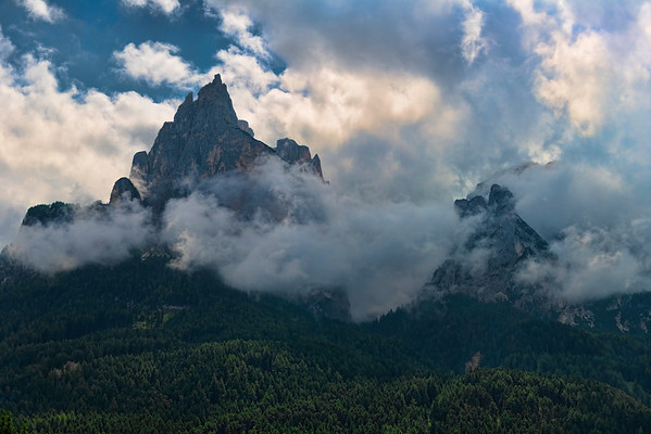 Mighty Dolomites