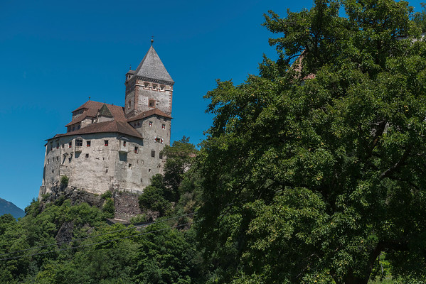 Castle Trostburg, Northern Italy