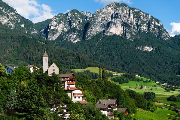 Dolomites Schlern Italy