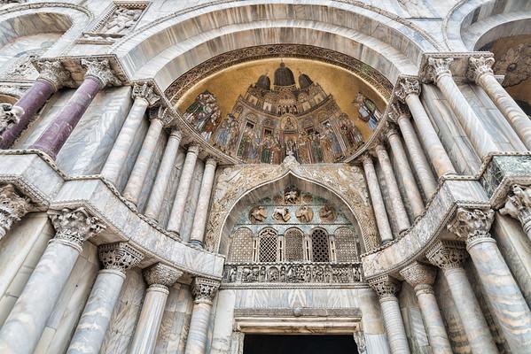 Basilica De San Marco, Venice, Italy
