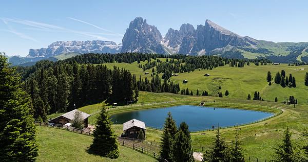 Seiser Alm, Italian Dolomites