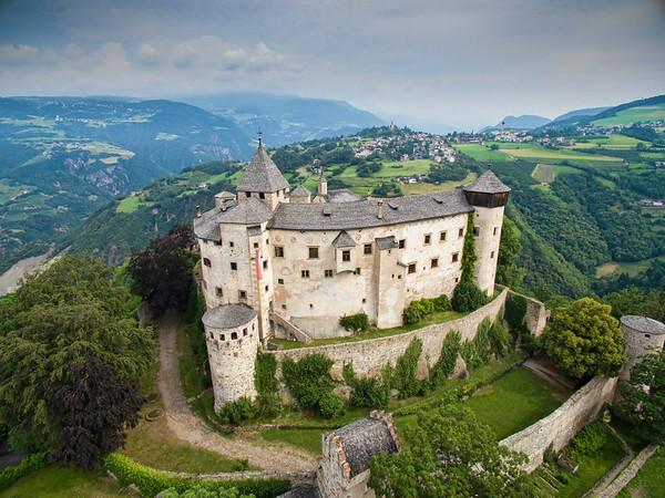 Castle Proesels, Italian Dolomites