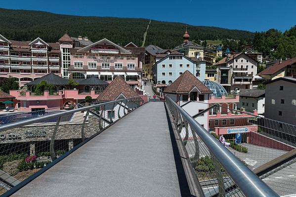 St. Ulrich, Italian Dolomites
