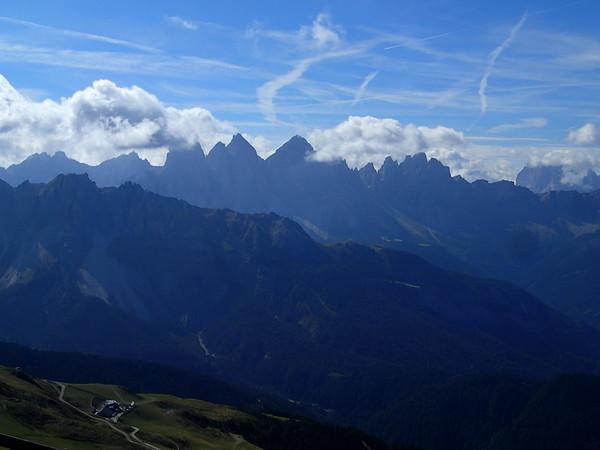 Italian Dolomites Alta Via 2 Trek