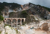 At the Fantiscritti Marble Quarries outside Carrara, Italy