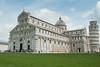Piazza del Duomo and Cattedrale di Pisa