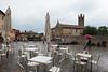 Plaza in Monteriggioni