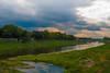 Arno river - Sunset