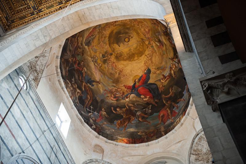 Inside Cattedrale di Pisa (Duomo) - next several photos