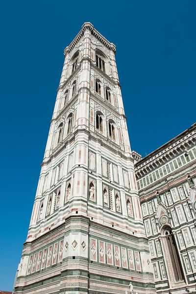 Bell Tower of the Cathedral of Santa Maria del Fiore (Campanile di Giotto)
